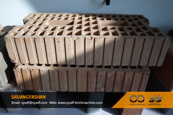Perforated Brick Machine