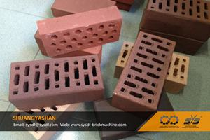 Clay Brick Production